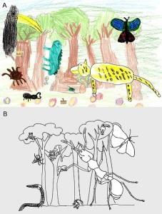 Species scape