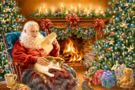 Love Christmas. Hate Climate Change.  Will Climate Change corrupt Christmas?